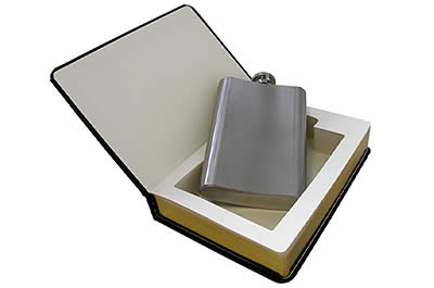 Bible Hip Flask