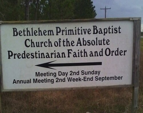 Longest Church Name Ever?