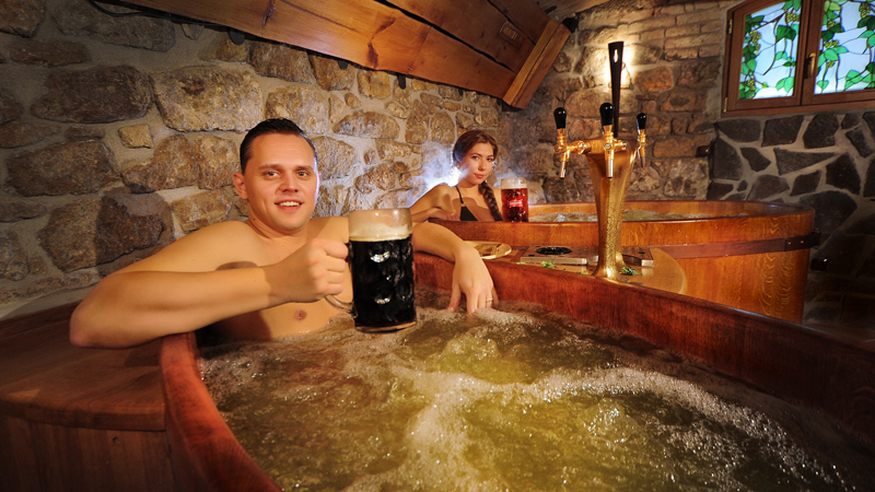 Relax with a Beer at your Church Homegroup?